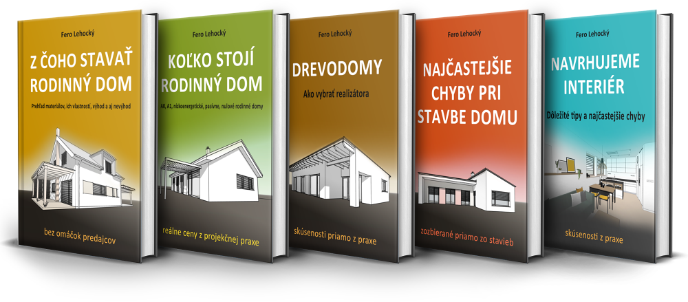 ebooky rodinné domy a interiéry